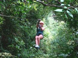 zip lining canopy tours